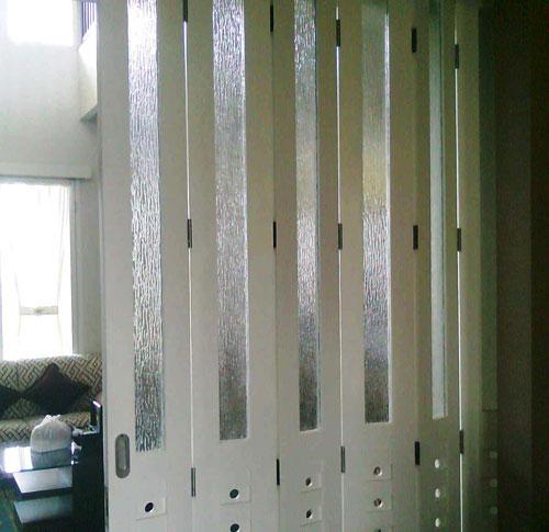 Model Pintu Penyekat Ruangan