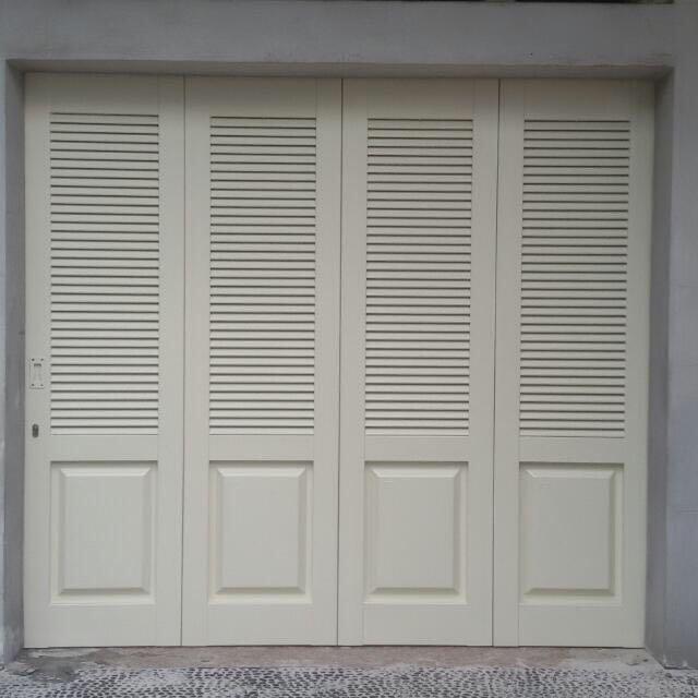 harga pintu garasi terbaru